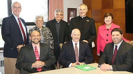 Erie Catholic Board of Directors