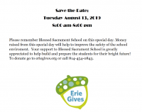 Erie Gives Day Tuesday August 13