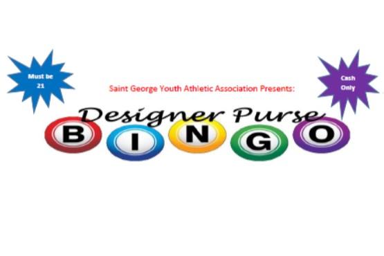 SGYAA Presents Designer Purse Bingo