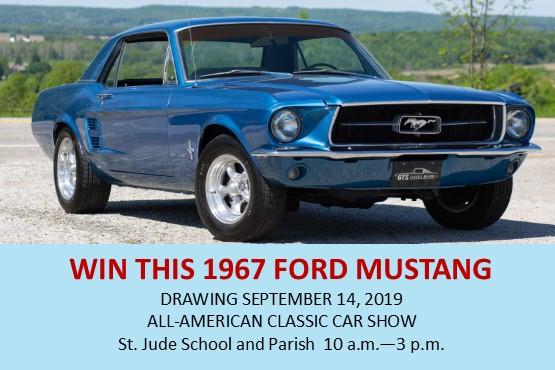 WIN THIS CAR! :: Saint George Catholic School